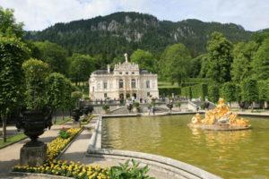 Linderhof Castle Tour