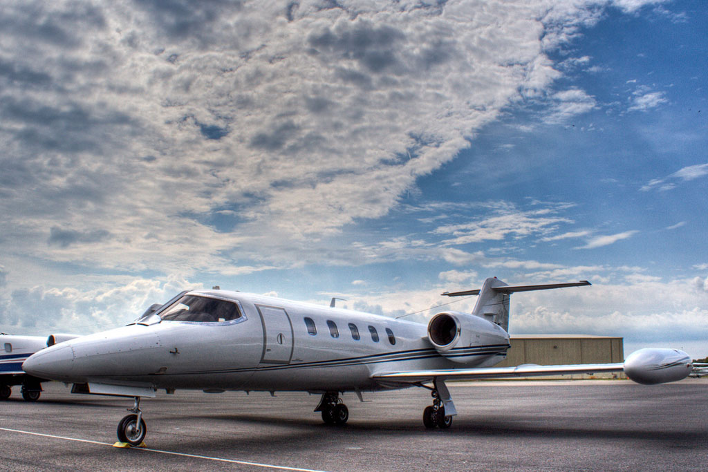 Lear-Jet Transfer Munich