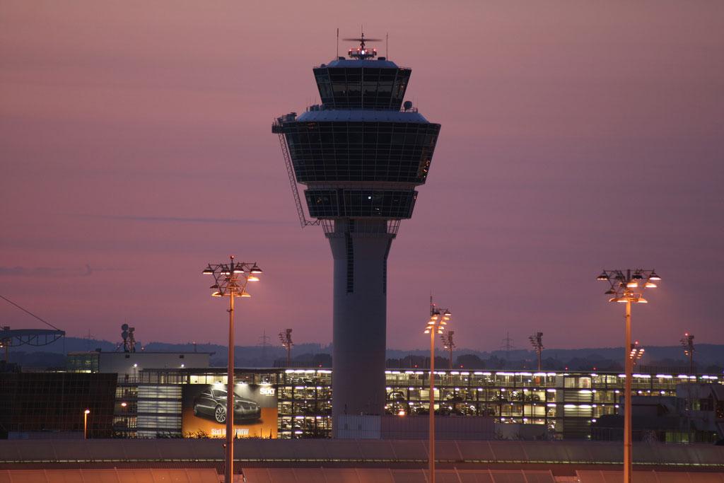 Flughafen Transfer München