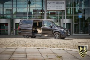 Business Van vom Limousinenservice
