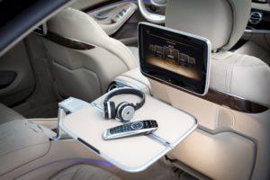 Chauffeurservice München verfügt über Mercedes-Benz S500 Langversion