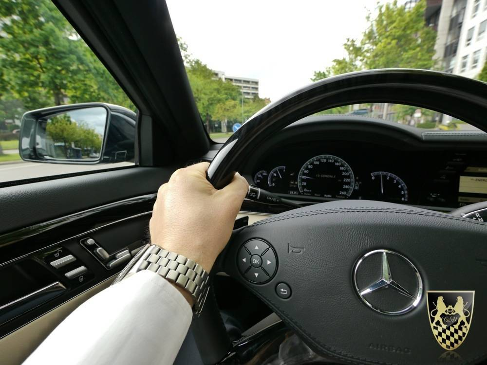 Chauffeure auf Zeit