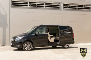 Limousinenservice mit Business Van