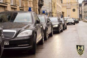 Limousinenservice zur Sicherheitskonferenz 2019