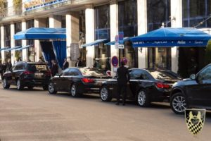 Limousinenservice zur Sicherheitskonferenz 2016