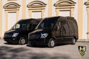 luxus kleinbusse muenchen