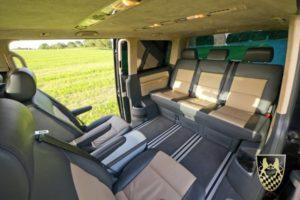 Flughafen Transfer München mit Kleinbus und Mini Van