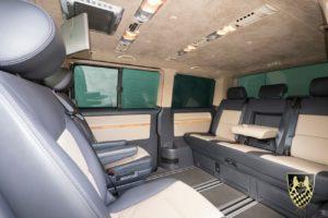Business Van Chauffeurservice
