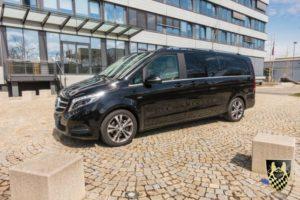 Mercedes V-Klasse Chauffeur und Limousinenservice