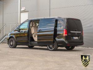 Luxus-Van