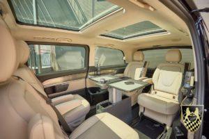 Luxus Minivan