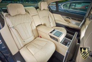 Limousine für 4 Personen mieten
