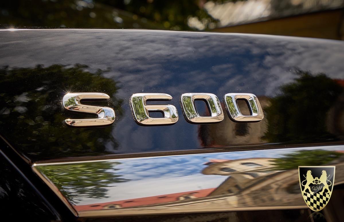 MB S-Klasse s 600 L