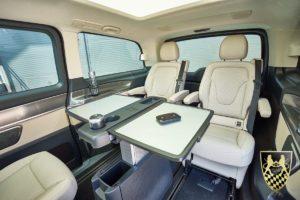 Luxus Minivan mit Chauffeur