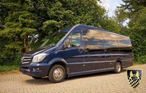 Midi Kleinbus bis zu 18 Personen