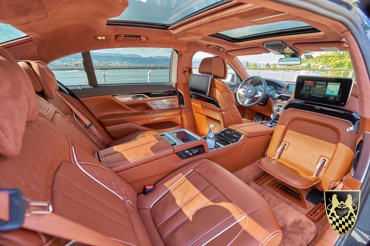Limousine BMW 750iL
