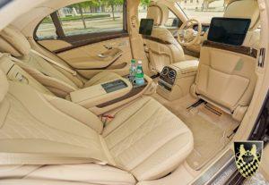 Limousine für 3 Personen mieten