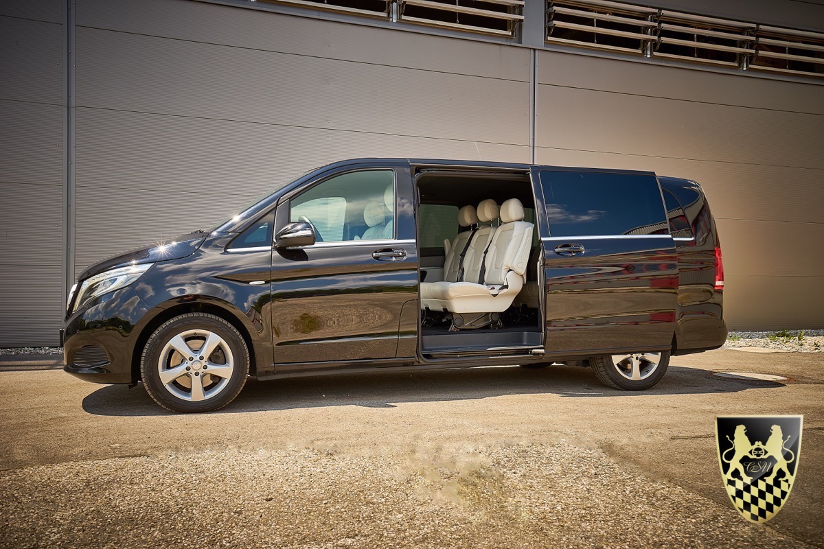 Business Van 7 Personen