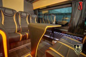 Luxus Bus mieten Muenchen