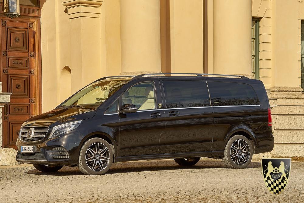 Mini Van 6 Personen