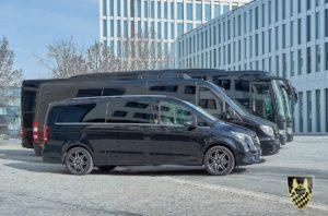 Bus mieten München