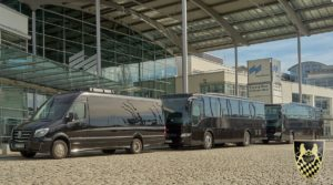 Busse mieten München