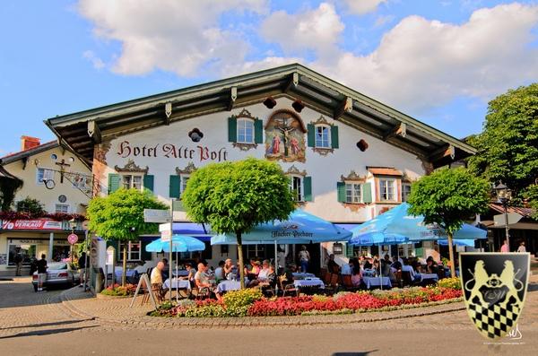 Passionsspiele Oberammergau Transfer und Shuttle Service