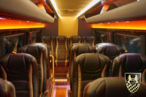 Rent a Bus in Munich