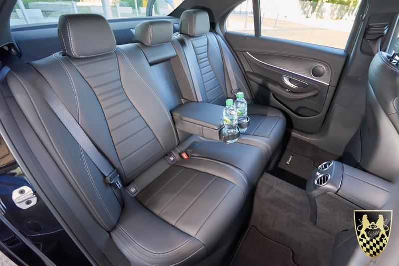 Mercedes E-Klasse limousinenservice