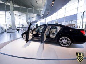 Sightseeing Tour  BMW Welt