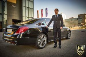 Chauffeur on Demand in Munich
