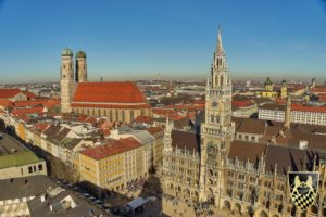 Sightseeing tours Munich