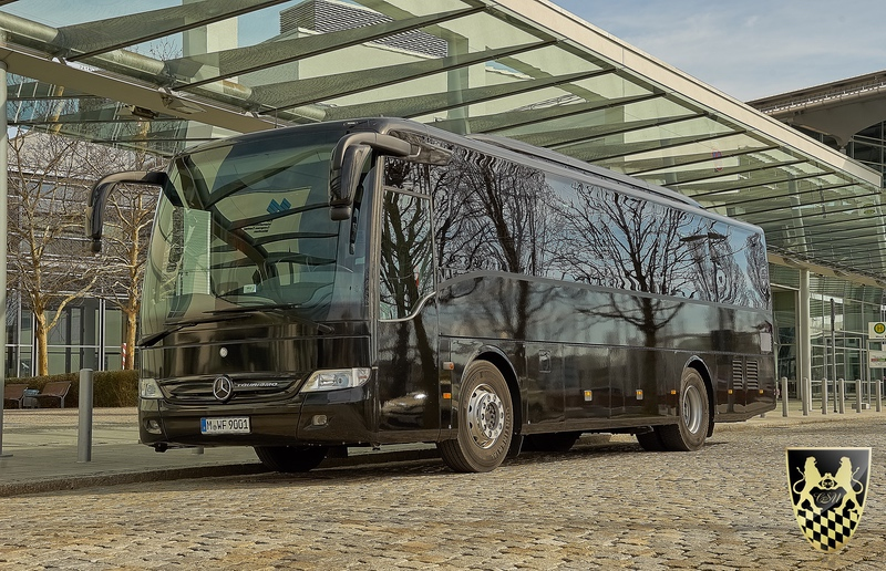 Luxus Reisebus mieten
